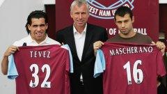 Как така бъдещите аржентински звезди Тевес и Масчерано се озоваха в Уест Хем и кой държеше правата им, докато играеха за клуба? Да си припомним този и още пет меко казано противоречиви трансферни сделки в модерния футбол