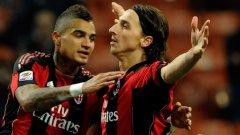 Милан продължава да е твърде зависим от Златан Ибрахимович