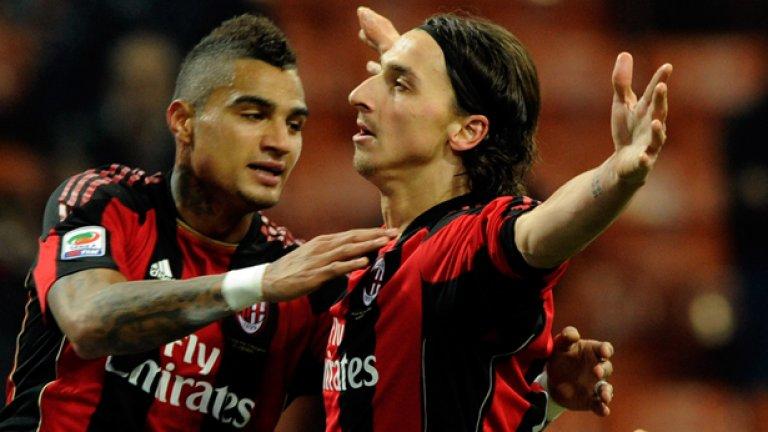 Ибрахимович ще поведе Милан към защита на Скудетото срещу винаги амбициозния Лацио