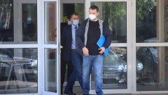 Той заяви, че е повикан в ДАНС на разпит и се е отзовал, без да посочва причина