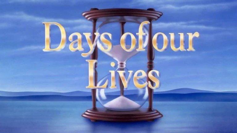 """Days of Our Lives / """"Дните на нашия живот""""  """"Дните на нашия живот"""" не е измислен от сценаристите на """"Приятели"""", а всъщност се явява един от основоположниците на жанра на сапунената опера с почти 14 000 епизода от 1965 г. досега. Наистина е класика и съдържа всичко, което трябва да представлява един такъв сериал - свръхдраматизъм, романтика, абсурдни сюжетни обрати, зъл брат близнак, изпадания в кома и т.н."""