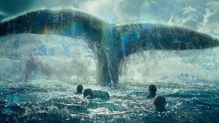 Моби Дик е доста едър спермацетов кит, който е обсебил напълно съзнанието на капитан Ахав, който, след като губи крака си при опит да улови кита, превръща преследването на Моби Дик в цел на живота си. Романът на Хърман Мелвил излиза за първи път през 1851 г. и е тотален търговски провал. Едва след смъртта на Мелвил литературни изследователи откриват, че в романа са заложени дълбоки философски прозрения и той заживява нов живот, превръщайки се в литературна класика. Моби Дик, от своя страна, живее като символ на едно от най-големите чудовища. Китът присъства в цели 18 филма.