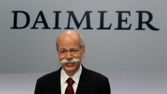 Босът на Daimler иска политиците да влязат в ролята на лидери
