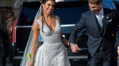 Рамос и Пилар Рубио организираха изключително мащабна сватба