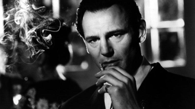 Лиъм Нийсън - Оскар Шиндлер   Още от 80-те години на миналия век Стивън Спилбърг обмисля създаването на филм за бизнесмена Оскар Шиндлер. Това дава на Лиъм Нийсън достатъчно време, за да се подготви наистина добре за ролята си. Резултатът – една от най-големите филмови класики на всички времена.