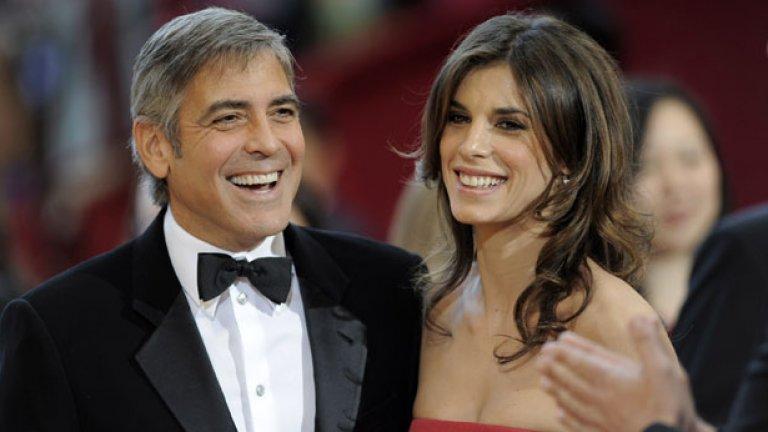 Слухове за Джордж Клуни, че е гей