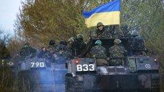 Все повече стават предупрежденията, че Украйна е на ръба на гражданската война