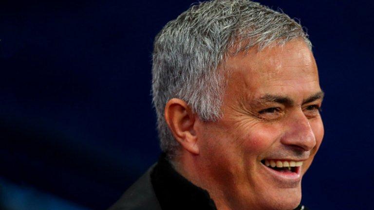 2. Жозе Моуриньо, бивш на Манчестър Юнайтед, 31 мнл. евро