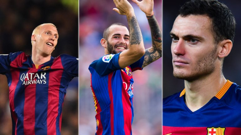 Барселона няма особен успех със закупените защитници през последните години. Ето какво се случи с трансферите в отбрана за каталунците