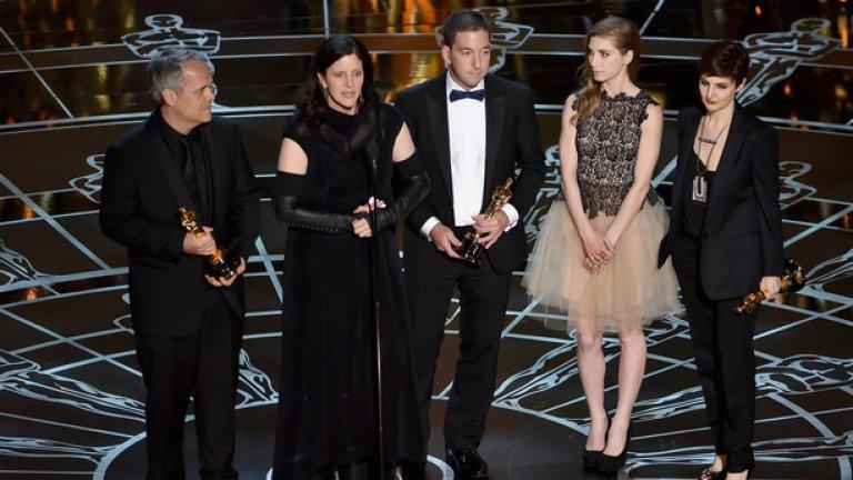 """Най-добър документален филм – наградата отиде при """"Гражданин Четири"""" на Лора Поатрас"""