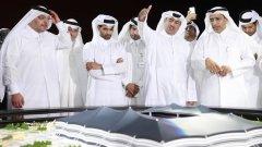 """Проектът """"Мондиал в Катар"""" предизвика редица противоречия - от избора на арабската страна за домакин, до строителните работи по изграждане на необходимата инфраструктура"""