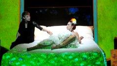 Пиесата на Саня Домозет проследява последните два дни от живота на Фрида