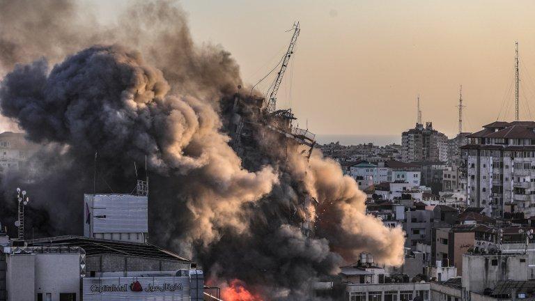 Американският президент Джо Байдън заяви, че Израел има правото да се защитава срещу подобни атаки