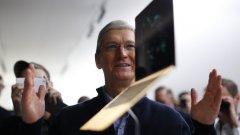 Вижте в галерията как изглежда новият Macbook и какви са новите му характеристики