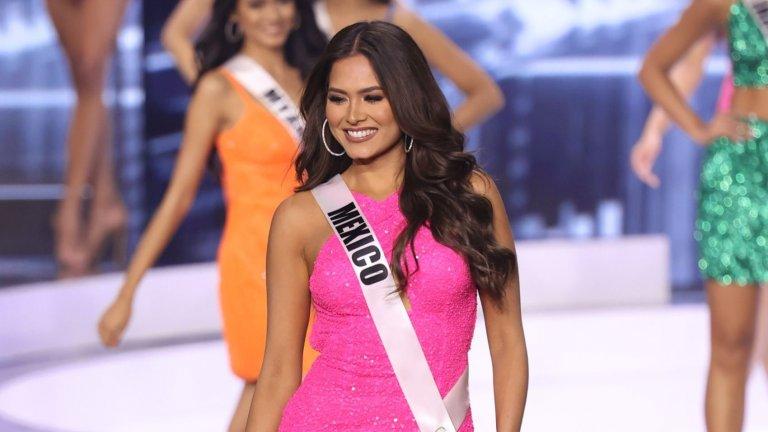 Мис Вселена 2021 - софтуерен инженер от Мексико