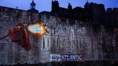 На премиерата на новия сезон на Game of Thrones в Лондон видяхме много от звездите на сериала без традиционната им осанка и в съвсем различна светлина - вижте в галерията някои от тях