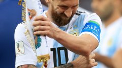 """""""Меси притежава националния отбор"""", смята Фернандо Ниембо"""