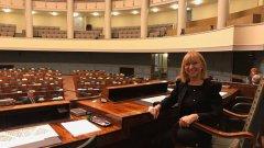 БСП издига Анелия Клисарова за кмет на Варна