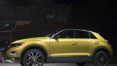 T-Roc е най-компактният кросоувър на Volkswagen