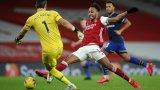 Арсенал остава без победа във Висшата лига от месец и половина