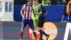 Звездата на Атлетико Манджукич почти сигурно напуска Испания това лято