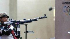 Петя Луканова приключи с 30-то място на 50 метра пушка от три положения на олимпийския турнир по спортна стрелба в Лондон