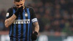 Приключва ли кариерата на Икарди в Интер?