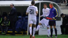Нерегламентираното пускане на Денис Черишев може да коства мястото на Реал за Купата на краля. Следва обжалване.