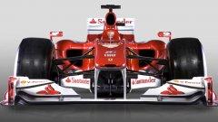 Ferrari F10 е болидът, който трябва да върне Скудерията на върха във Формула 1