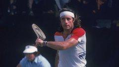 145 победи не стигнаха на Гилермо Вилас през 1977-а да бъде №1 в мъжкия тенис