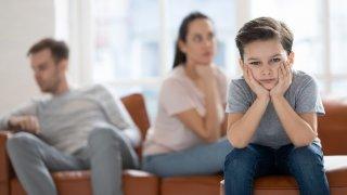 Разводът опустошава семейството, но често е за предпочитане