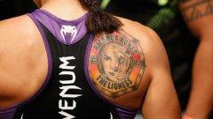 Аманда Нунес-Лъвицата ще се изправи срещу Миша Тейт в първата й защита на титлата
