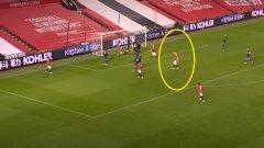 Забелязано от феновете: Какво направи Мактоминей след 9-ия гол на Юнайтед