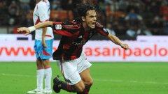 Филипо Индзаги отбеляза своя гол №123 за Милан