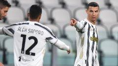 Роналдо отново е №1 при голмайсторите в калчото
