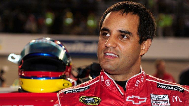 Хуан Пабло Монтоя е последния велик пилот във Формула 1, който е имал проблеми с теглото