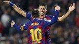 От решението на Меси зависи и дали Суарес ще остане в Барселона