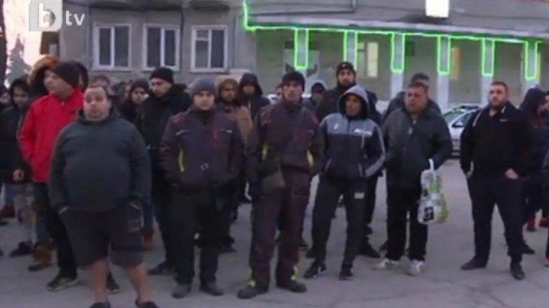 Протест в Галиче след убийството на 18-годишно момиче