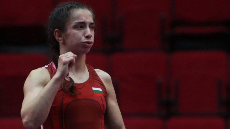 Миглена Селишка донесе втори златен медал на България от първенството