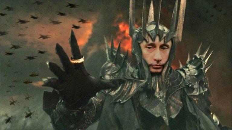 """Или как """"Властелинът на пръстите"""" стана антируска пропаганда в очите на депутата Иво Христов"""