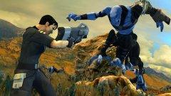 Advent Rising  В Advent Rising човечеството е осъществило първи контакт с извънземна цивилизация и следва галактически конфликт. Концептуално играта се опитва да бъде от всичко по малко, а това рядко е добра идея - първо, имаме шутър с богат арсенал от оръжия, а престрелките и акробатичните премятания са взети директно от Max Payne. От друга страна идват ролевите елементи и недоизпипаната бойна система. На всичкото отгоре, по всяко време можете да натиснете един бутон и да преминете в стандартна перспектива от първо лице.   Амбициите около Advent Rising са колкото големи, толкова и безпочвени. Предвидено е премиерата да е съпроводена от комикс серия (която излиза), роман и PSP игра на име Advent Shadow (които не излизат). Създателите и издателите на играта са толкова убедени в нейния успех, че Advent Rising от самото начало е замислена като трилогия. За това свидетелства както отвореният финал на приключението, така и някогашният сайт на играта на име www.adventtrilogy.com. Уви, няма нито втора, нито трета част и човек лесно може да разбере защо.