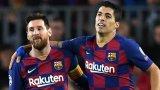 """""""Почувствах болката на Меси"""": Суарес разкри подробности за напускането си на Барселона"""