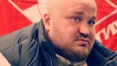 Максим Тук е един от най-влиятелните хора сред привържениците на Спартак Москва.