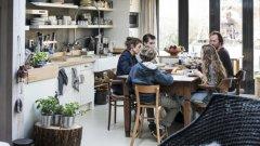 Запознайте се с Инеке и Гидо Висер и тяхната рецепта за щастлив и уютен дом