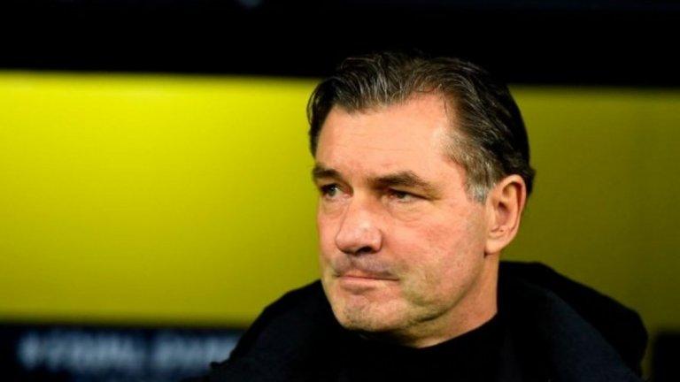 Борусия Дортмунд - Михаел Цорк (спортен директор) Най-добрият спортен директор в света? Може би. Списъкът със страхотни удари на Цорк на трансферния пазар е дълъг. Последното име е това на Ерлинг Хааланд. Цорк е в клуба от 1978 г., когато за пръв път прекрачва прага на клубната школа. Той прекара цялата си кариера в Дортмунд, а сега изпълнява ръководна функция в клуба. С успехите, които бележи на всички фронтове в работата си, има изгледи да се задържи още дълго.