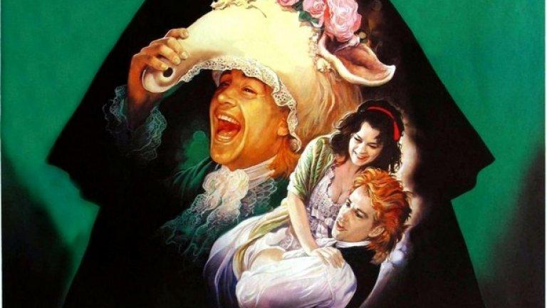 Плакат за филма на Милош Форман