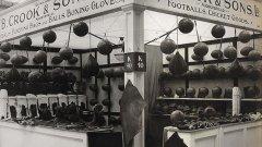 Двувековната история е това, което отличава Mitre от многото други марки, които се опитват да налагат стандартите в производството на спортни стоки.
