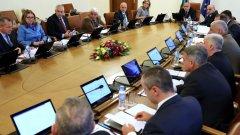 В интерес на всички е Руската федерация и Украйна да проявят сдържаност, се казва в позицията на Съвета по сигурността към МС