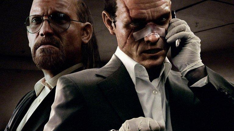 Kane & Lynch: Dead Men  Когато излезе в края на 2007 г., Kane & Lynch: Dead Men стана част от гейм историята по един нетрадиционен начин. Освен че опитваше иновативна механика за прикриване, играта ни изненада с нейните главни герои - двама психопати, осъдени на смърт, които се оказват на свобода. Поемайки ролята на хладнокръвния убиец Кейн, вие научавате, че жена ви и дъщеря ви са отвлечени и че ще бъдат екзекутирани, ако не направите това, което подземната организация The7, за която някога сте работили, искат от вас. За капак на всичко, те ви лепват Линч – плешив, очилат и неуравновесен психопат, обвинен в убийството на съпругата си, който ще следи всяка ваша крачка.   Това, което следва, е едно уникално пътешествие с образите на Кейн и Линч и тяхното брутално отношение към заобикалящата ги действителност. Двете игри от поредицата в крайна сметка имаха твърде много недостатъци, но предложиха и достатъчно запомнящи се моменти.
