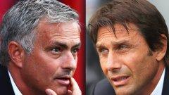 """Жозе Моуриньо се завръща на """"Стамфорд Бридж"""". Юнайтед няма победа над Челси вече четири години. Може ли черната серия да бъде спряна точно със Специалния начело?"""
